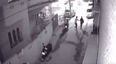 VIDEO – Bengaluru shamed again: CCTV footage shows another incident of molestation