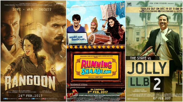 bollywood films february 2017,