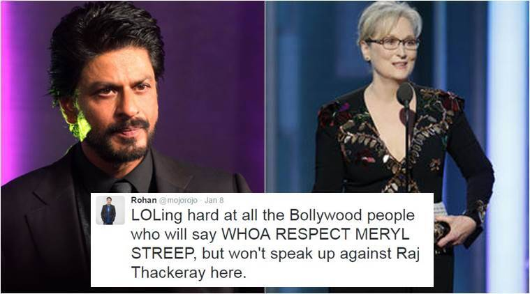 Meryl Streep's speech was lauded by many
