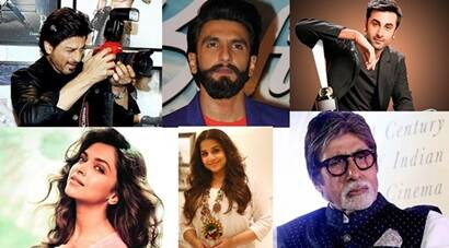 Bollywood actors as students: Where and what they studied