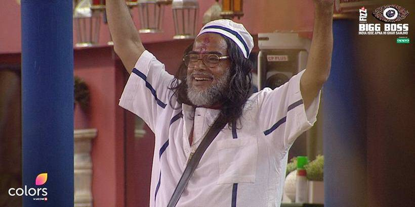 Swami Om THROWN OUT of Bigg Boss 10