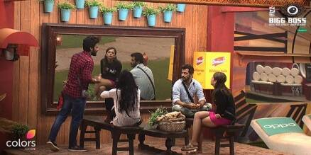 bigg boss 10, bigg boss 10 highlights, lopamudra, house against lopa, lopamudra pampered