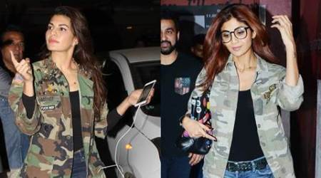 Nothing spells casual chic like a camouflage print. (Source: Varinder Chawla)