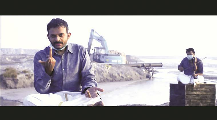 Chennai Poromboke Paadal, filmed by the Ennore Creek, takes on an unconcerned government and corporate hunger in a nine-minute video.