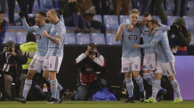 Iago Aspas penalty gives Celta Vigo 1-0 win over Leganes