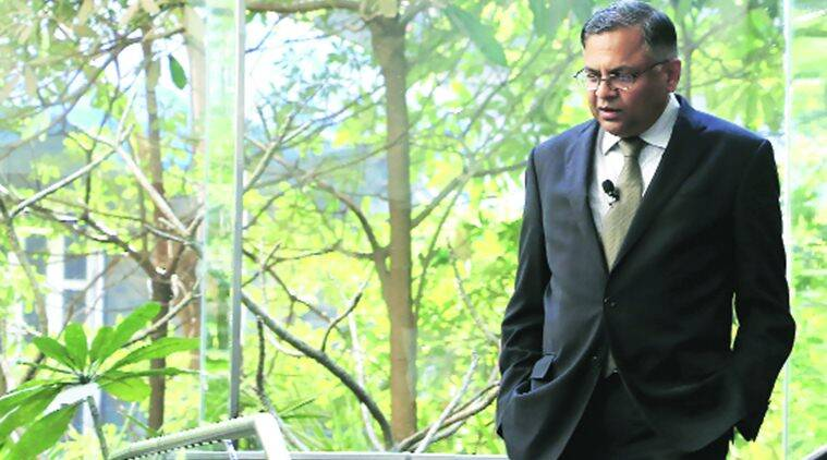 Tata Sons, Tata Group, Tata sons new CEO, N Chandrasekaran, Chandrasekaran,  India INC, Cyrus Mistry, Tata group reputation, indian express news