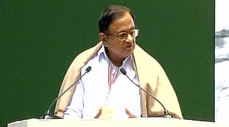 chidambaram, p chidambaram, rahul gandhi, chidambaram demonetisation, demonetisation, congress demonetisation, chidambaram cashless, congress demonetisation meet, chidambaram speech, india news