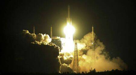 China, China space, Chang'e 5 Lunar probe, Long march-5, China's lunar probe, China's moon landing, China's 3 step strategy,China National Space administration, Science, Science news