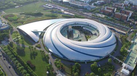 China to build world's brightest synchrotron light sourcefacility