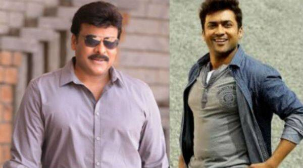 Suriya and Chiranjeevi to lend voice for Rana Daggubati film