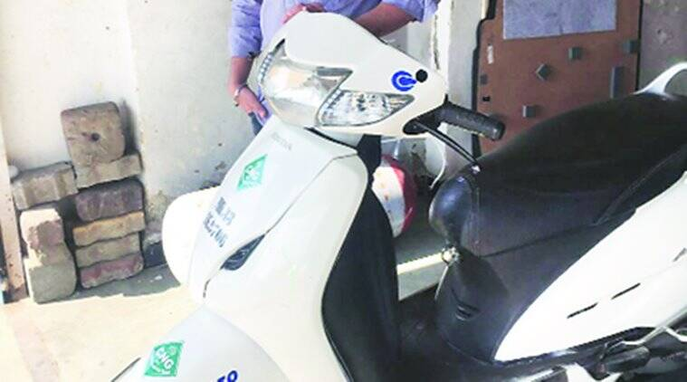 research paper on cng bike