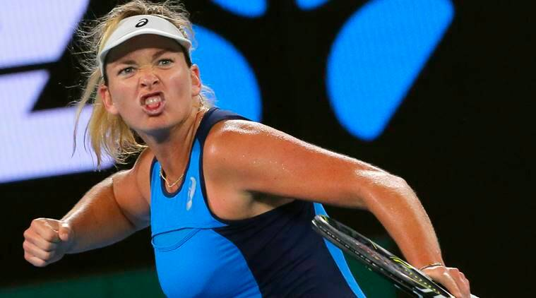 Image result for images of coco vandeweghe at the 2017 australian open