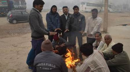 Patna witnesses season's lowest temp at 4.8 degree Celsius