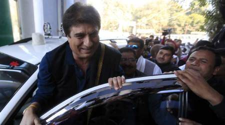 At meet with state leaders, Raj Babbar told: 'Congress must contest Lok Sabha polls alone in UP'