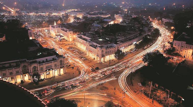Traffic restrictions in Delhi for New Year's eve, no vehicles allowed in Connaught Place