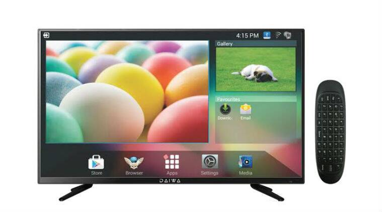 Daiwa, Daiwa smart TV, Daiwa FHD tv, Daiwa 40-inch FHD tv, Daiwa FHD tv price in India, Daiwa FHD TV Amazon, Daiwa FHD TV Snapdeal, Daiwa FHD TV features, technology, technology news