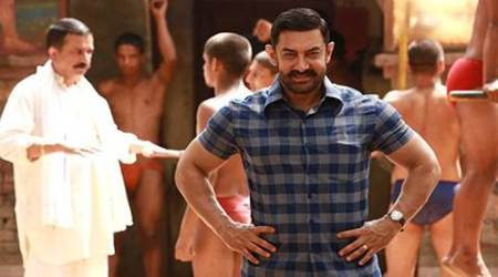 Dangal, Dangal movie, Dangal collection, Dangal total collection, Dangal box office, Dangal box office collection, aamir khan, aamir khan dangal, dangal aamir khan, Bajrangi Bhaijaan, dangal Bajrangi Bhaijaan, Bajrangi Bhaijaan dangal, Dangal box office collection day 16, entertainment news, indian express, indian express news