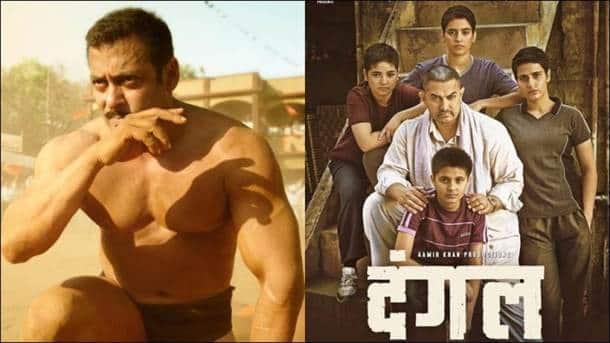 dangal, aamir khan, dangal collections, dangal box office, dangal box office collection, sultan, sultan dangal