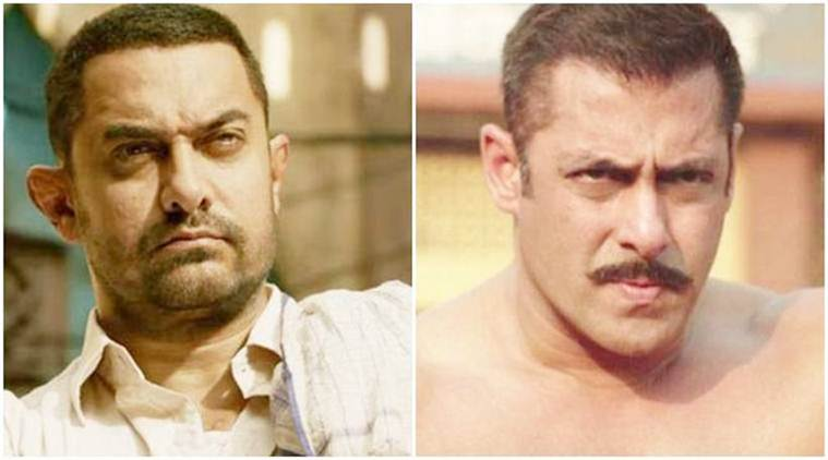 Dangal, Sultan, Dangal vs Sultan, Dangal vs Sultan box office, Dangal vs Sultan box office collection, Dangal BOX OFFICE, Dangal box office collection, Salman Khan, Salman Khan aamir khan, aamir khan, aamir khan film, Dangal Sultan collections, Salman Khan aamir khan films, Salman Khan aamir khan 300 cr club