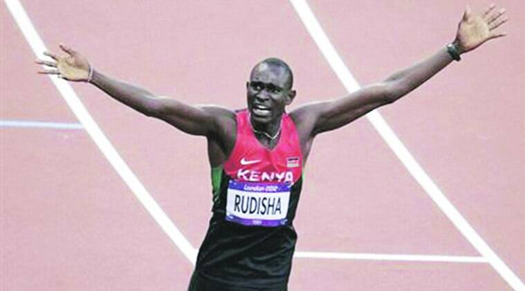 David Rudisha, runner, David Rudisha middle-distance runner, David Rudisha Tokyo, sports news, indian express