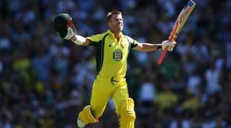 david warner, australia vs pakistan, australia pakistan odi series, australia pakistan fourth odi, australia pakistan david warner, warner century, cricket news, sports news