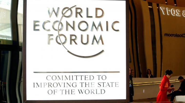 World economic forum, world economic forum 2017, world economic forum security, world economic forum security reports, world economic forum Davos, world news, indian express news