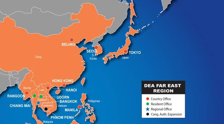 DEA office in China, DEA to fight drug crimes in China, Drug Enforcement Administration China, DEA China office, DEA and China office, Latest news, International news, Latest news, World news