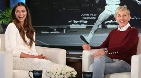 Deepika Padukone wishes Ellen DeGeneres on herbirthday
