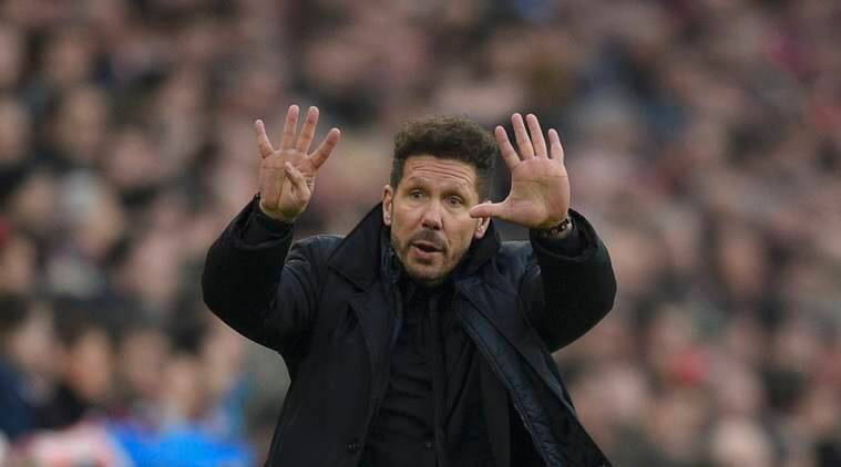 Simeone Signs New Three Year Atletico Madrid Deal
