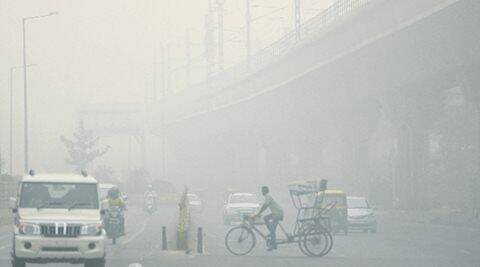 UK experts launch project to tackle Delhi air pollution risks
