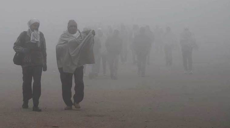 Minimum temperature dips in Punjab, Haryana