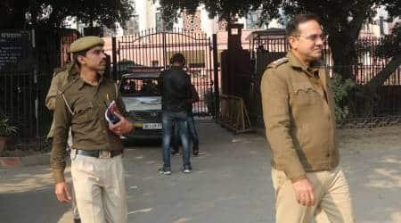 In Delhi, 50-year-old approachescops