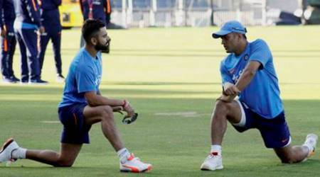 virat kohli, kohli, dhoni, dhoni kohli, captain kohli, india vs england, india vs england odi series, india vs england three match ODI series, ind vs eng odi series, india virat kohli, cricket news, sports news