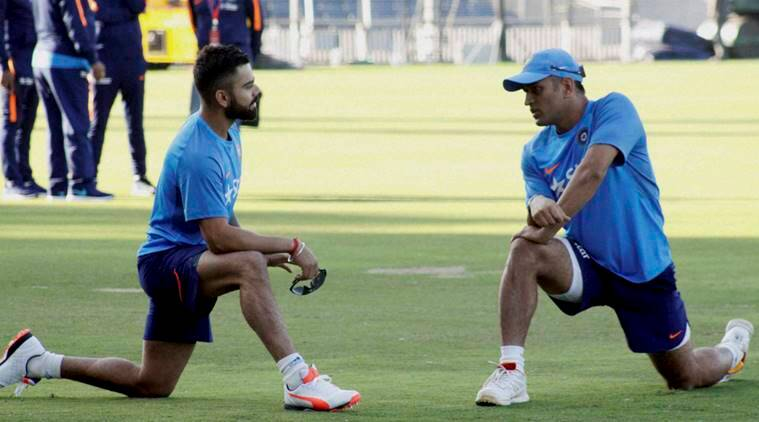 MS Dhoni, Dhoni, dhoni captain, virat kohli, kohli, dhoni kohli, dhoni kohli captain, india captain, india cricket team, india news, cricket news, sports news