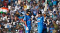 Veterans MS Dhoni and Yuvraj Singh lead India to series win