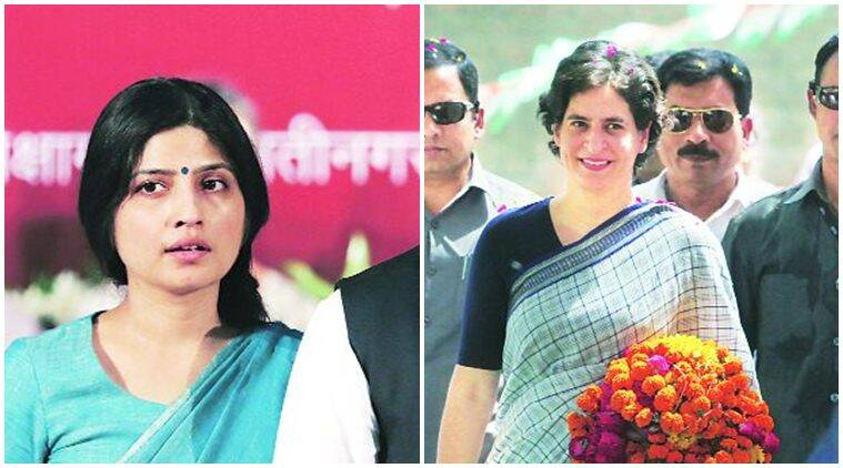 Samajwadi Party, Congress, Dimple yadav, Priyanka gandhi, Dimple yadav campaigns, Priyanka gandhi campaigns, india news