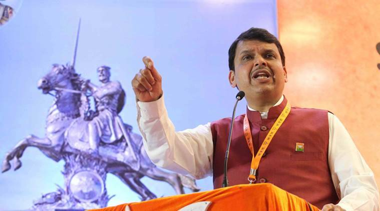 devendra fadnavis, maharashtra cm, bjp govt maharashtra, samrudhhi corridor, fadnavis development remark, shiv sena, MNS, maharashtra navnirman sena, shiv sena bjp alliance, mumbai nagpur highway, ranjit patil, BKP MLC, maharashtra legilative council polls, maharashtra polls, maharashtra news