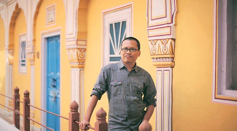 Eka Kurniawan, Indonesia, JLF, JLF speakers, Eka Kurniawan book, mahabharat, ramayan, Beauty is a Wound, Beauty is a Wound author, Jaipur Lit Fest