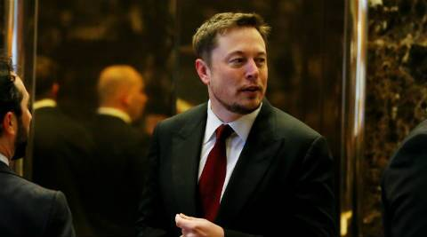 ISRO's record satellite launch leaves SpaceX's Elon Musk mighty impressed