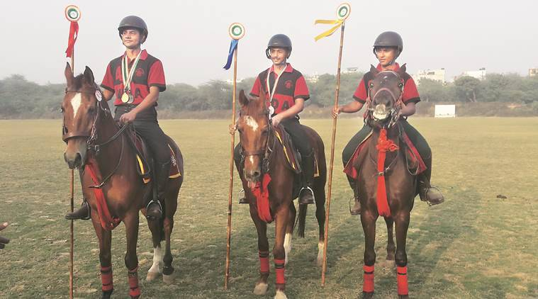 NDA equestrian team, all-India equestrian championship, equestrian, pune news, sports news, india news, indian express