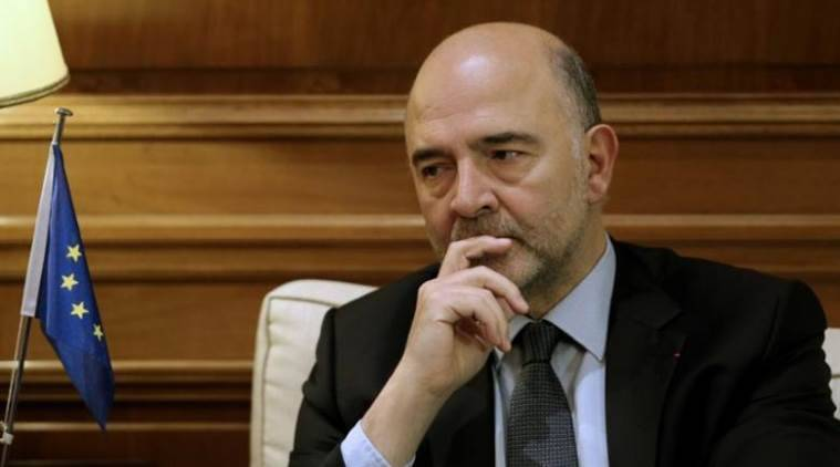EU's Moscovici welcomes Trump's decision to suspend Europe from steel tariffs