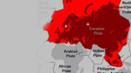 Eurasian plate, India not isolated, Ancient Earth, Continental drift, Germany -India connection, midge fossils, Indian amber, Science, Science news