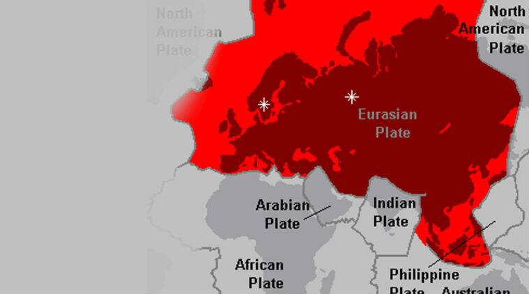 India was not isolated before colliding with eurasian plate claim eurasian plate india not isolated ancient earth continental drift germany india gumiabroncs Choice Image