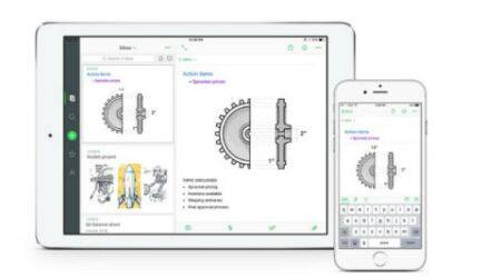 Evernote 8.0 for iOS is now available for download from AppStore