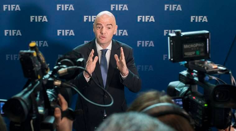 fifa, fifa world cup, world cup, 48 team world cup, fifa world cup expansion, world cup expansion, football news, sports news