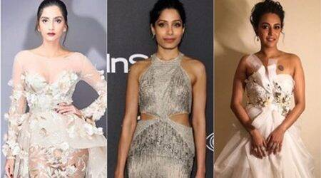 Sonam Kapoor, Frieda Pinto, Pooja Hegde: Best and worst dressed Bollywood divas at Filmfare Awards 2017