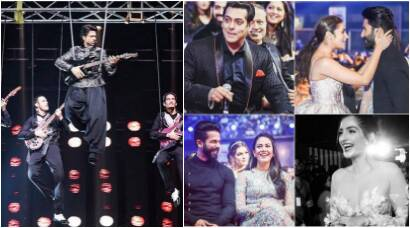 Filmfare 2017: Alia Bhatt, Shahid Kapoor, Salman Khan, SRK's candid moments at the awards do