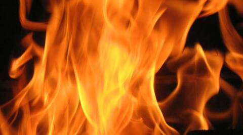 West Bengal: 50-year-old woman dies in blaze, husband suffers 90 per centburns