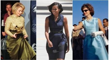 From Michelle Obama to Jacqueline Kennedy: Here are the most fashionable first ladies of the United States