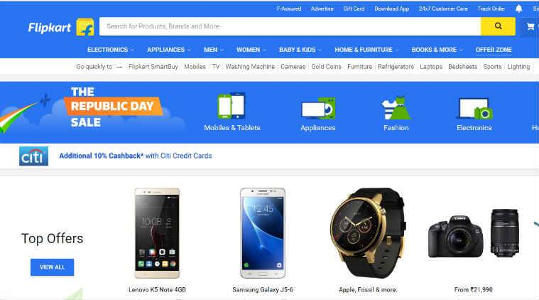 Flipkart's Republic Day sale: iPhone 7, Google Pixel